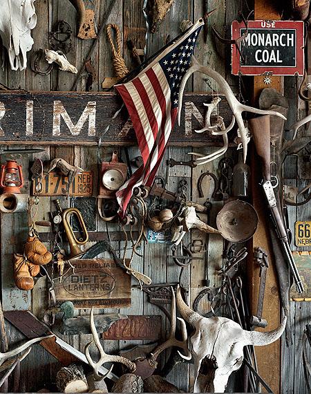 Andrew Moore: Andrew Kens Barn, Merriman Nebraska