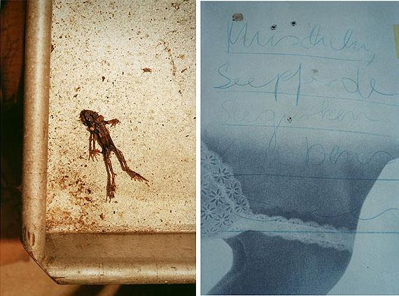 Knut Wolfgang Maron, aus:Ein Leben (One Life), 1997 - 2012, C-Prints