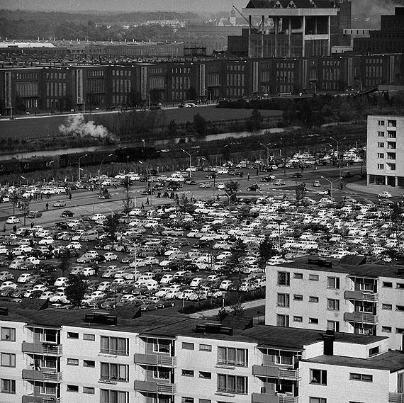 Heinrich Heidersberger: Stadt Werk Schloss, 1962
