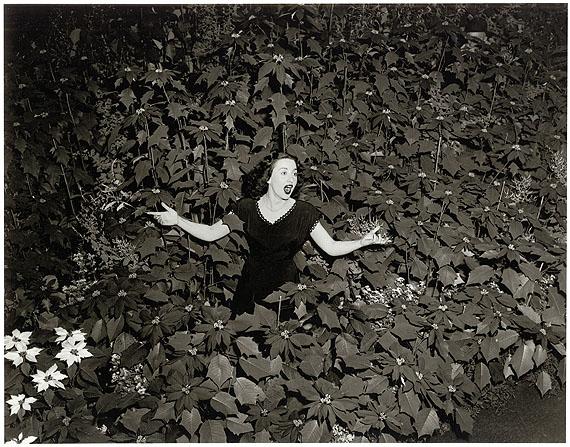 Photographer unknown: Alicia Gracia, 1947 © Bogomir Ecker