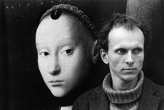Julian Rosefeldt, Berlin 2001 © Angelika PlatenSilbergelatineabzug, 30 x 40 cm