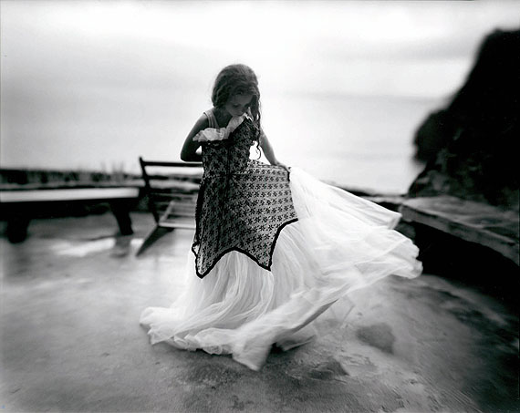 Sally MannVirginia at 9, 1994© Sally Mann/Courtesy Edwynn Houk Gallery, New York