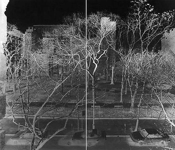 Gramercy Park, I: Spring 1995, © Lutter, Vera