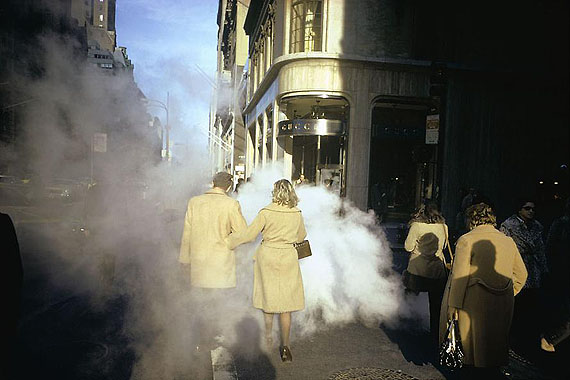 Camel Coats, 5th Avenue, New York City, 1975 © Joel Meyerowitz