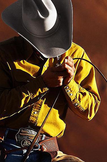 Cowboy #212, 2000 © Hannes Schmid