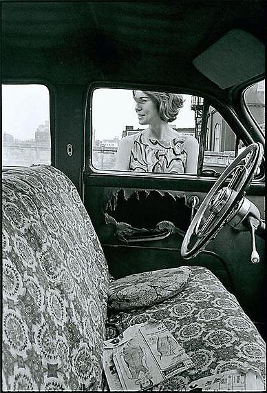 Leslie, Downtown Knoxville, 1967, © Danny Lyon, New York & Magnum Photos, New York / Courtesy Edwynn Houk Gallery, New York