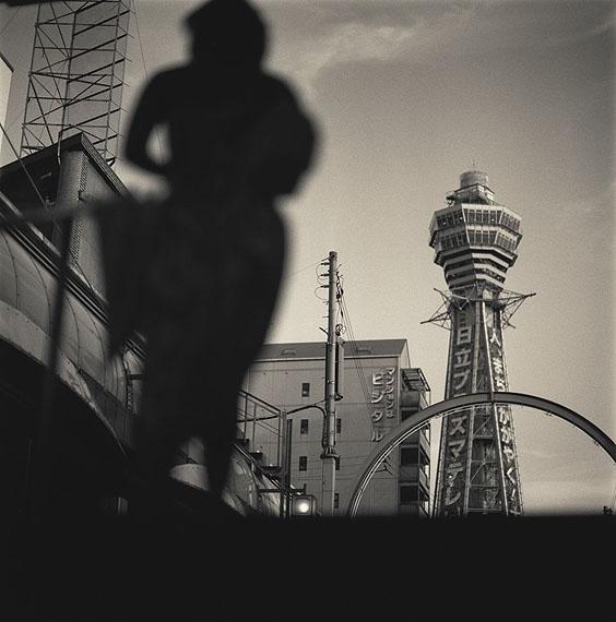 Hiroshi Watanabe: Tsutenkaku, Osaka, Japan, 2003, gelatin silver print