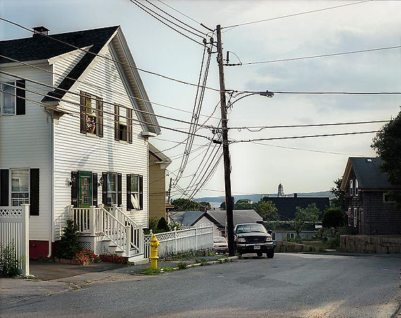 Adam's House, 2010, 33 3/8 in x 44 5/8 in, Archival pigment print mounted to plexi Courtesy of the artist and Edwynn Houk Gallery, New York