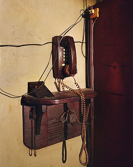 "Christian Patterson   ""Telephone"" aus der Serie ""Redheaded Peckerwood"""