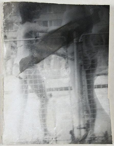 Miroslav Tichy (1926-2011)Swimming Pool Kyjov, c. 1978