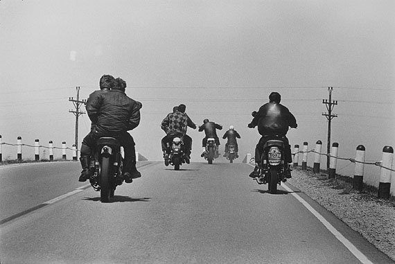 Rt 12, Wisconsin, 1963, © Danny Lyon