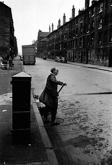 Jürgen Schadeberg: Glasgow, 1968