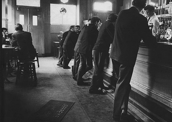 Jürgen Schadeberg: Scotish Pub, 1968