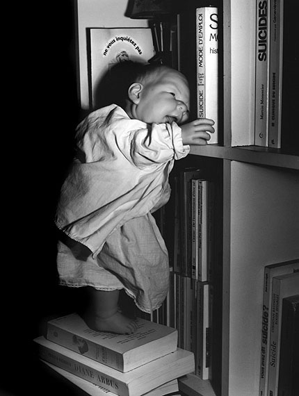 Laurence Demaison, Si j'avais su n° 1, 2010Tirage argentique monté sur aluminium, 50 x 38 cm© Laurence Demaison, Courtesy Galerie Esther Woerdehoff