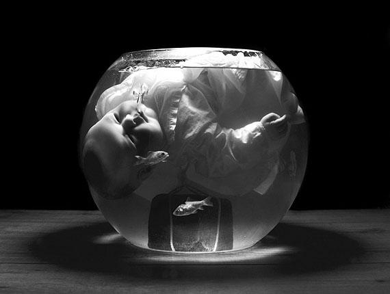 Laurence Demaison, Si j'avais su n° 2, 2010Tirage argentique monté sur aluminium, 38 x 50 cm© Laurence Demaison, Courtesy Galerie Esther Woerdehoff
