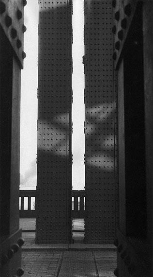 Arvid GutschowNeue Elbbrücken, Hamburg, um 1931SilbergelatineHans Jürgen Sieker, Eisenach© Arvid Gutschow