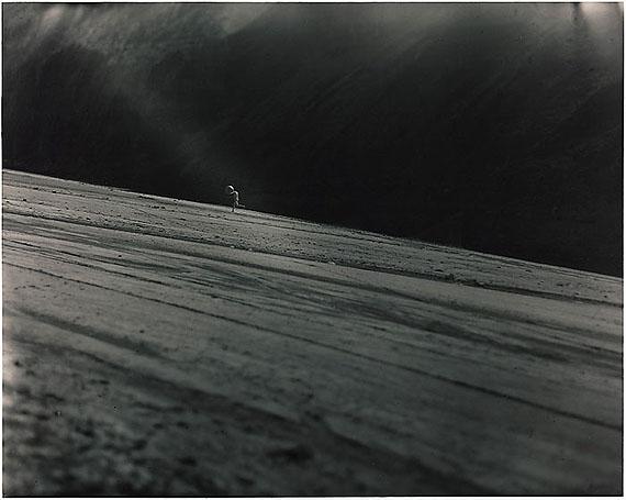Luther's Run, Gansu (2011) Silver Gelatin Print. 33cm x 41cm – Edition of 10; 98cm x 124.5cm – Edition of 5