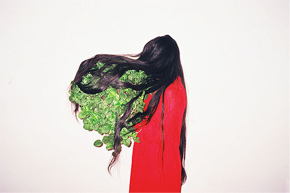 Ren Hang, Untitled 47, 2012, Archival inkjet print, 67 x 100 cm (Edition of 10) / 26 x 40 cm (Edition of 10)(Image courtesy of the artist and Blindspot Gallery)