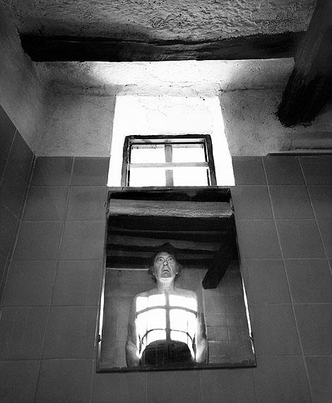 Robert Häusser: Selbstporträt