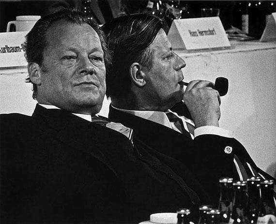 Barbara Klemm: SPD Parteitag 1973