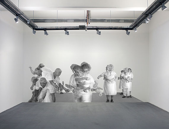 Birgit Graschopf: Schichten, 2012© Birgit Graschopf