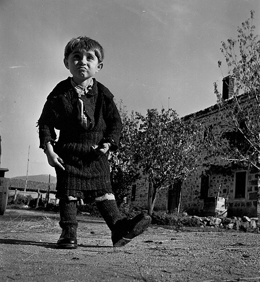 Greece, 1949 ©CHIM / Magnum Photos