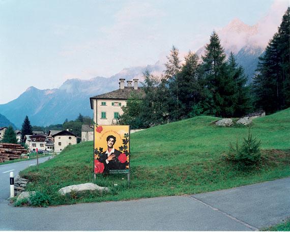 Max Regenberg: Rosenkavalier #1994, L.B. System Stampa© Max Regenberg/VG Bild-Kunst, Bonn 2013; Courtesy Galerie Thomas Zander, Köln