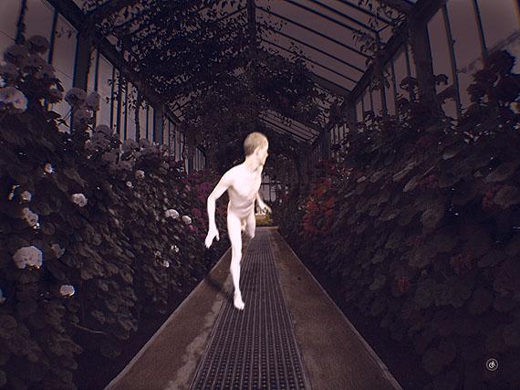 Alain Galet: Royal Palace, 54 x 40 cm © Alain Galet