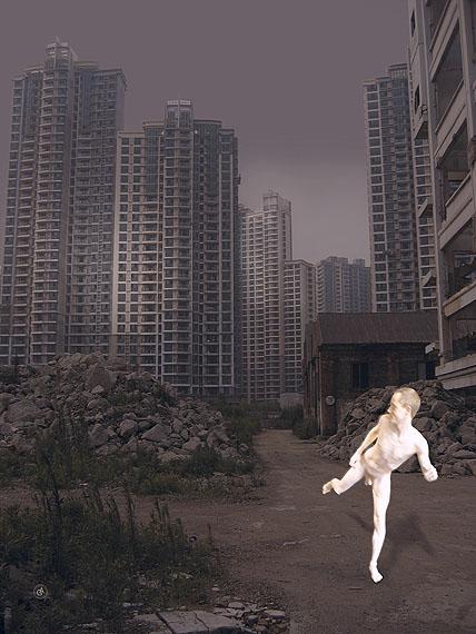 Alain Galet: Shangai, 54 x 40 cm © Alain Galet