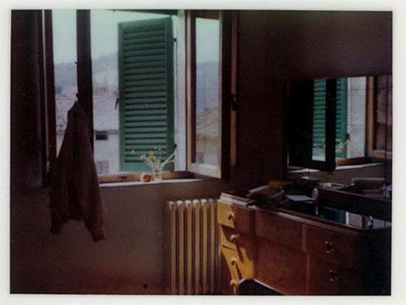 Andrey Tarkovsky: Bagno Vignoni, 1979-1982. Lambda print. 2007. 50 x 40 cm. Edition 12