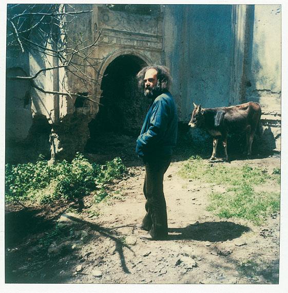 Andrey Tarkovsky: Guiseppe Lanci. Lambda print. 2007. 50 x 40 cm. Edition 12