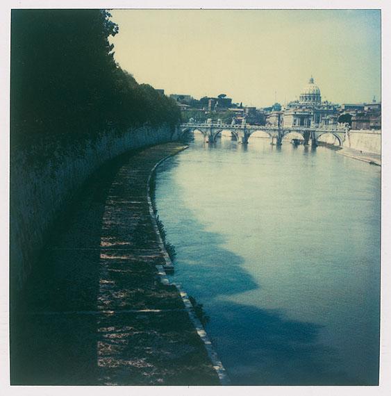 Andrey Tarkovsky: Rome, 20 April 1982. Lambda print. 2007. 50 x 40 cm. Edition 12