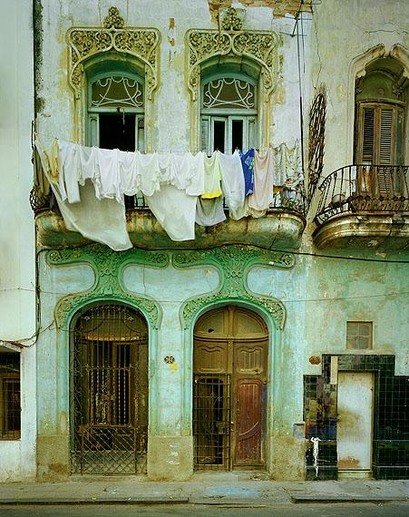 #167, Havana, 2010 © Michael Eastman