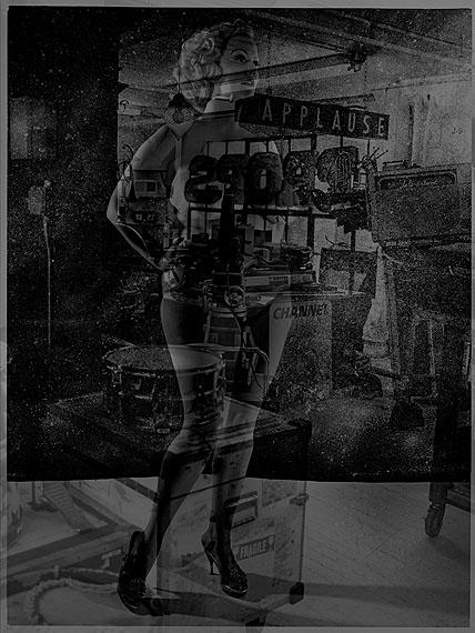Valérie Belin: Bob #3, 2012, Courtesy of Edwynn Houk Gallery, New York