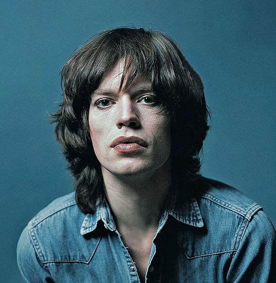 Mick Jagger, Paris, January 1971 © Jean-Marie Périer - courtesy Polka Galerie
