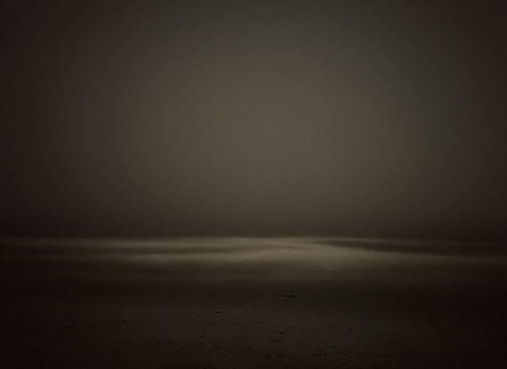 © Michael Schnabel: Ocean Beach, 2003 , pigment print, Auflage 3, 100 x 140 cm