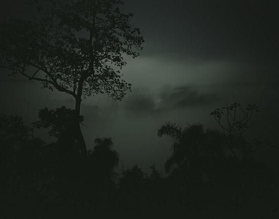 © Michael Schnabel: Foz de Iguazo I , 2007, pigment print, Auflage 3, 160 x 204 cm