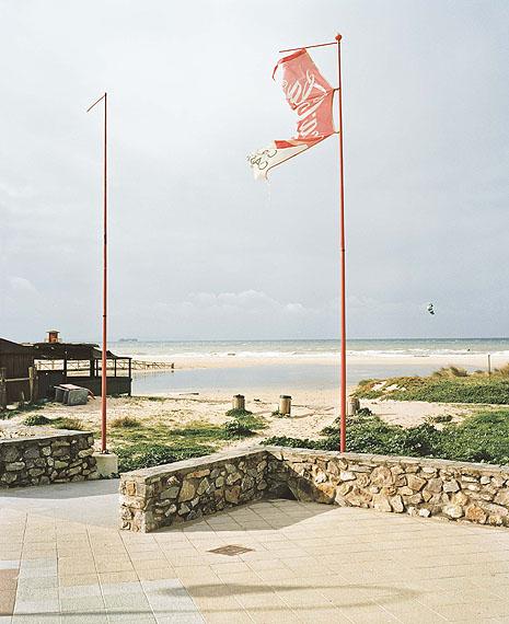 Eva Leitolf, Playa d los Lances, Tarifa, Spanien 2009aus: Postcards from Europe, offenes Archiv aus Fotografien und Texten, seit 2006courtesy Eva Leitolf, © VG Bild-Kunst, Bonn 2013