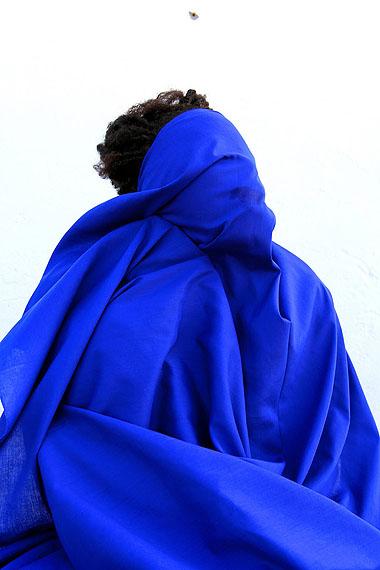 Mwangi HutterReign Blue, 2012183 x 122 cmC-Print auf AluDibond, AcrylglasEd. 2 + 1 AP