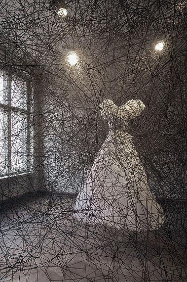 Chiharu Shiota Traces of Life, 2012120 x 80 cmC-PrintEd. 5 +2 AP