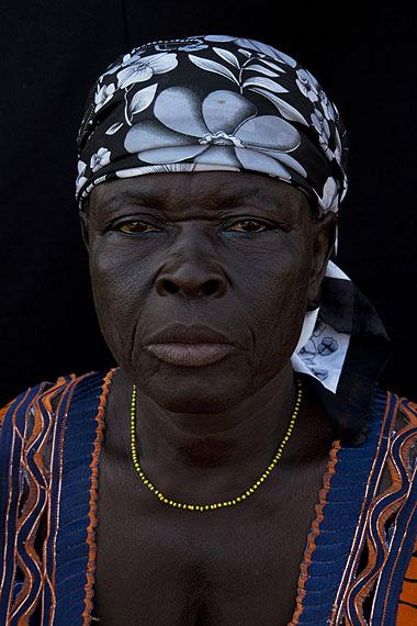 LAMI UNEDANJE, Gushiegu, Ghana, 2013 © Ann-Christine Woehrl, courtesy PINTER & MILCH