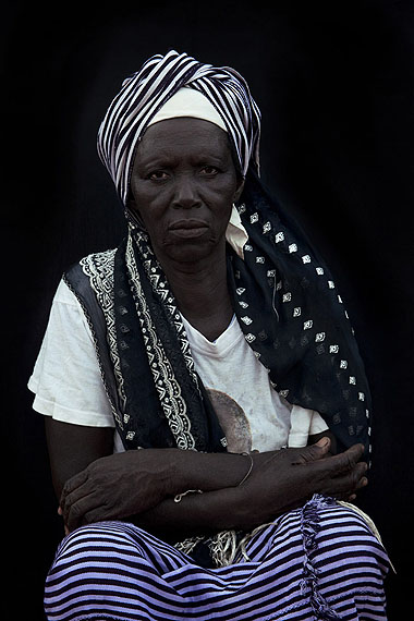 HAWA ABULAI, Gambaga, Ghana, 2009 © Ann-Christine Woehrl, courtesy PINTER & MILCH