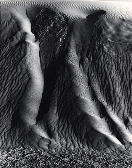 Dune, White Sands, 1975 © The Brett Weston Archive.