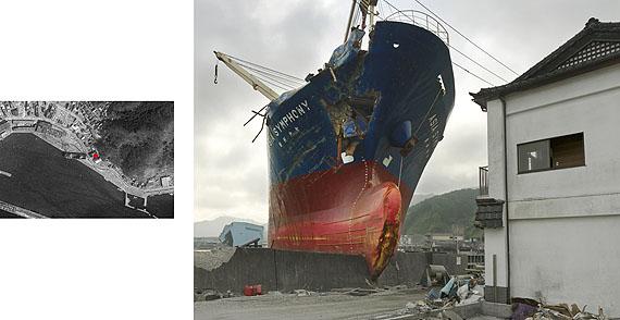 Philippe ChancelHigashimaecho_GPS_39°16'23''N 141°53'36''E - 2011-06-1 4 _ 07 :59: 36 G.M.TSeries: Fukushima: The Irresistible Power of Nature2011Tohoku, Japan