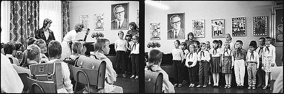 Gerhard Gäbler: Altenburg, Einschulung, 02.09.1989