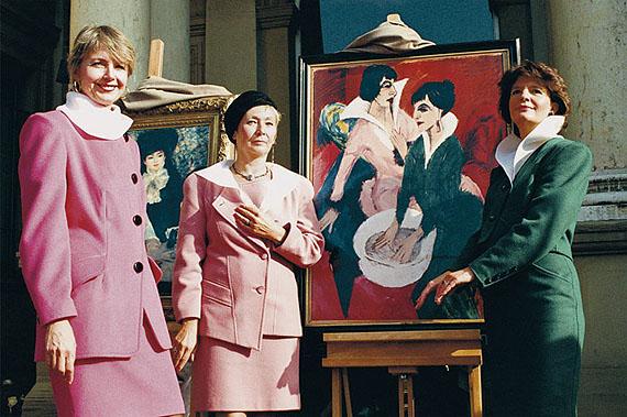 Ursula Edelmann: Frankfurt/Main, Museumsuferfest, 03.09.1989