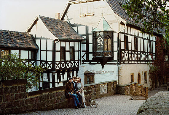 Willy Gursky: Eisenach, Familienausflug, 05.11.1989