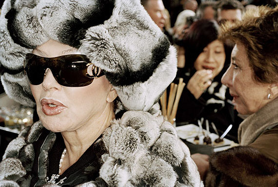 Haute Couture from Luxury © Martin Parr