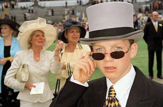 Ascot, England from Think of England © Martin Parr