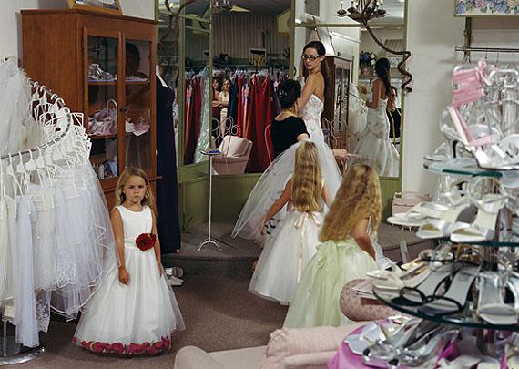 The Bridal Shop, 2007 © Tina Barney
